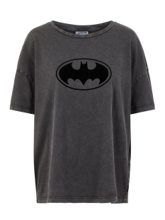 Noisy may T-shirt NMIDA BATMAN S/S  TOP 27010472 Black/BLACK PRINT