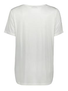 nmdenny s/s  top 27009492 noisy may t-shirt bright white/noisy may