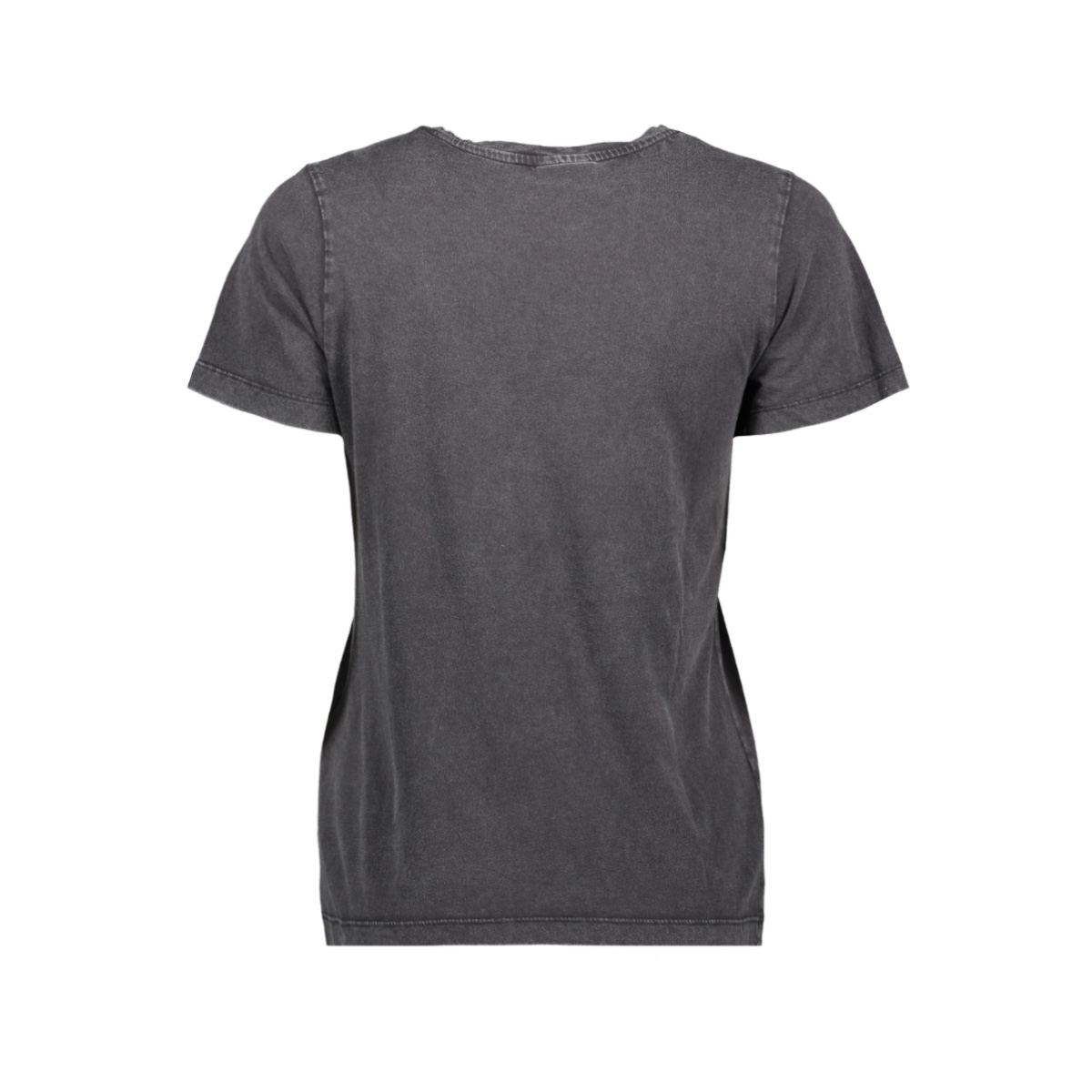 nmnate batman s/s  top 27010344 noisy may t-shirt black/black/flock