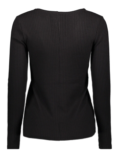 objdebra l/s top 106 23030711 object t-shirt black