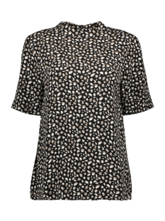 Circle of Trust Blouse DOLLY TOP W19 38 6450 6450 LEOPARD HIDDEN SAND