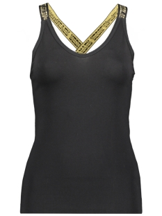 10 Days Top WRAPPER GOLD 20 704 9103 BLACK