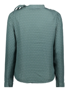 vmerina l/s bow top wvn 10222052 vero moda blouse north atlantic