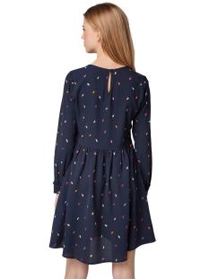 mini jurk met print 1015110xx71 tom tailor jurk 20343