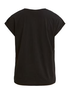 vimonner t-shirt /rx 14058615 vila t-shirt black