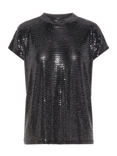 nmnight s/s  top  6 27009449 noisy may t-shirt black
