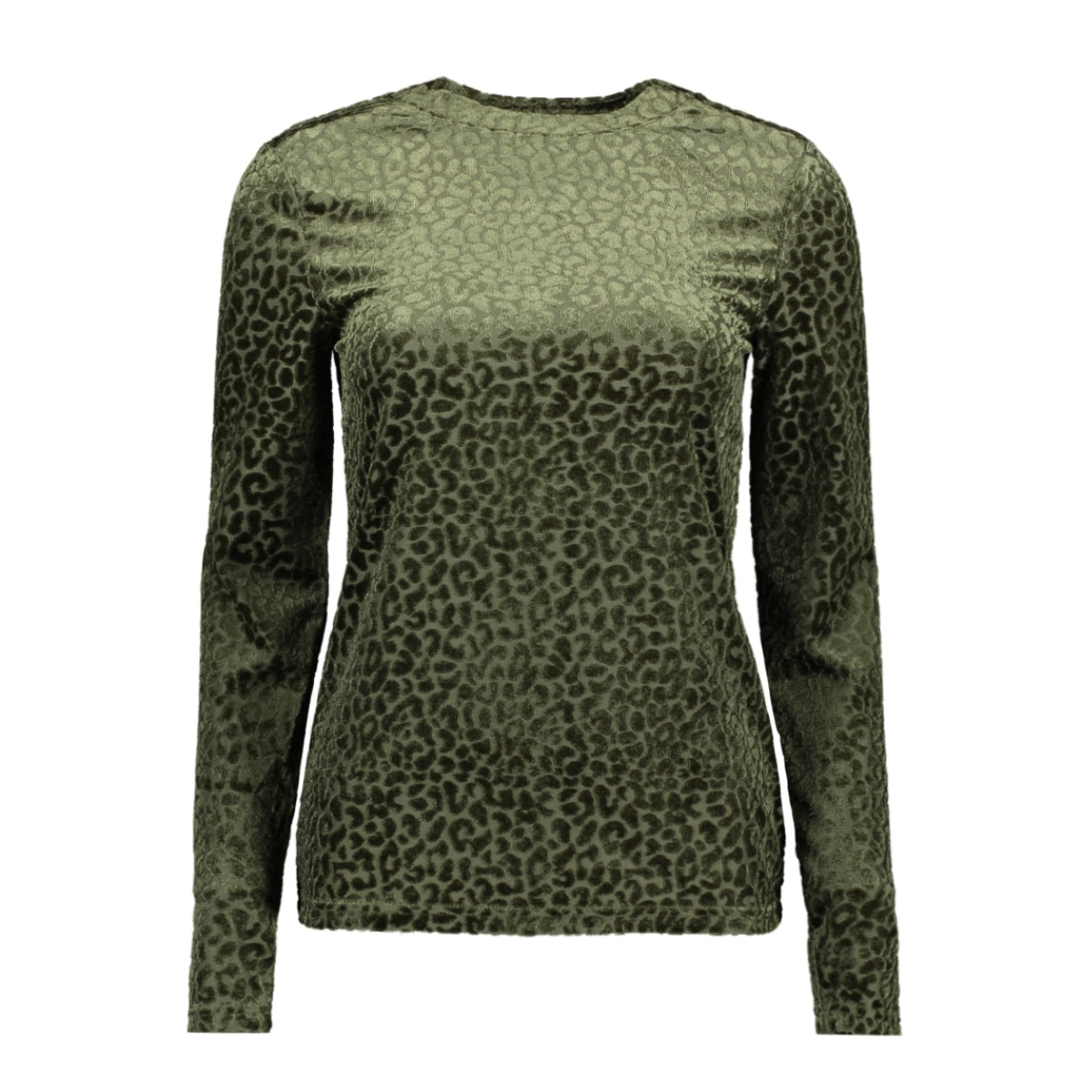 objmaria l/s top a div 23029364 object t-shirt forest night