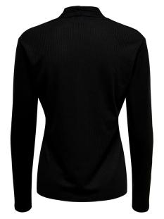 jdytamara l/s v neck top jrs exp 15186540 jacqueline de yong t-shirt black