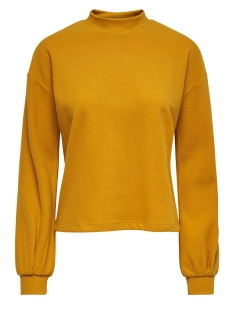 onlthea l/s top jrs 15189566 only trui golden yellow