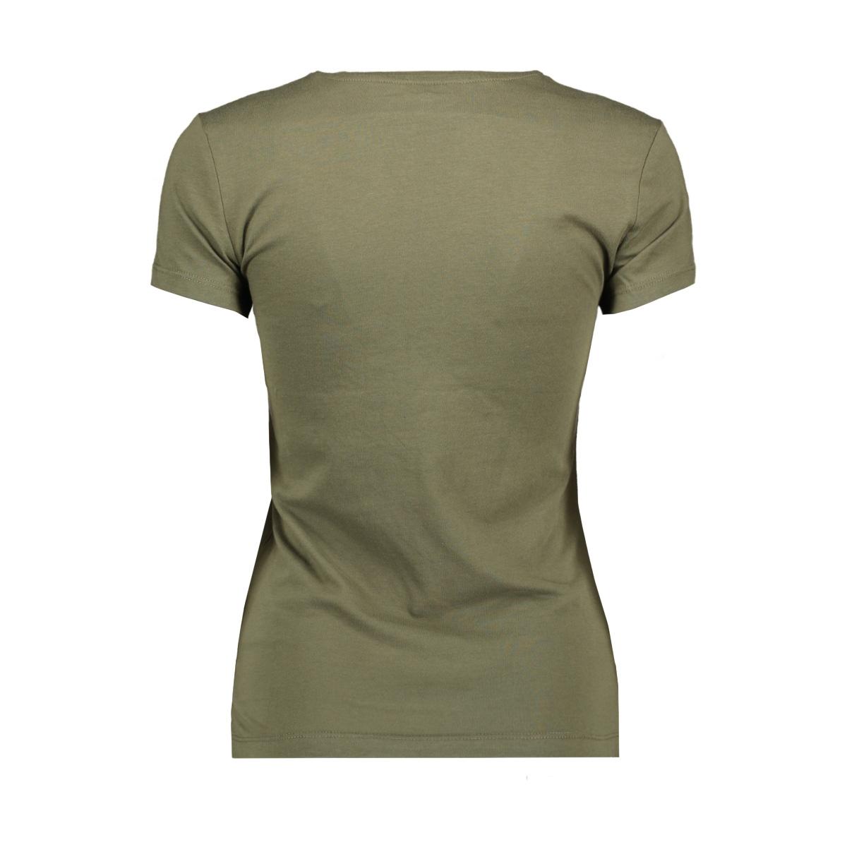 onysofia s/s animal top box jrs 15190531 only t-shirt grape leaf/inspire