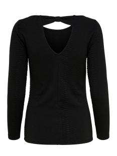 onljackie l/s detail top jrs 15191262 only t-shirt black