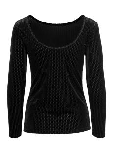 jdymollie l/s back detail top jrs 15188873 jacqueline de yong t-shirt black