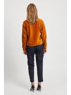 objviranti l/s pullover 106 23030785 object trui buckthorn brown