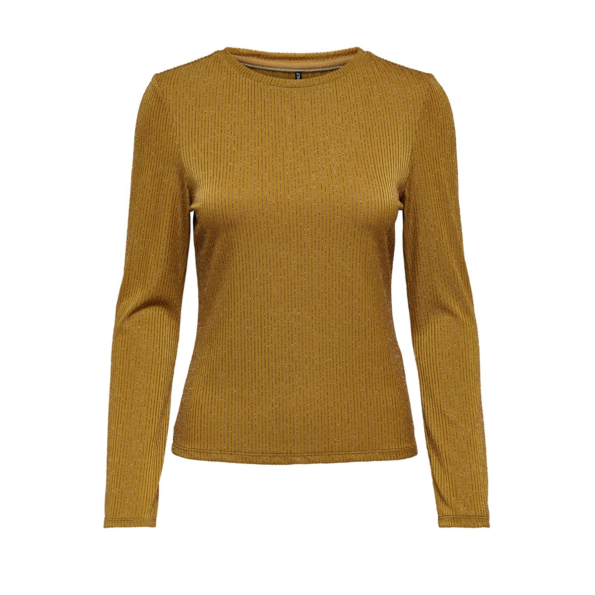 onlcosmo l/s glitter top jrs 15189750 only t-shirt tapenade