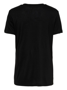 onlclementine s/s tee jrs 15204715 only t-shirt black/ king