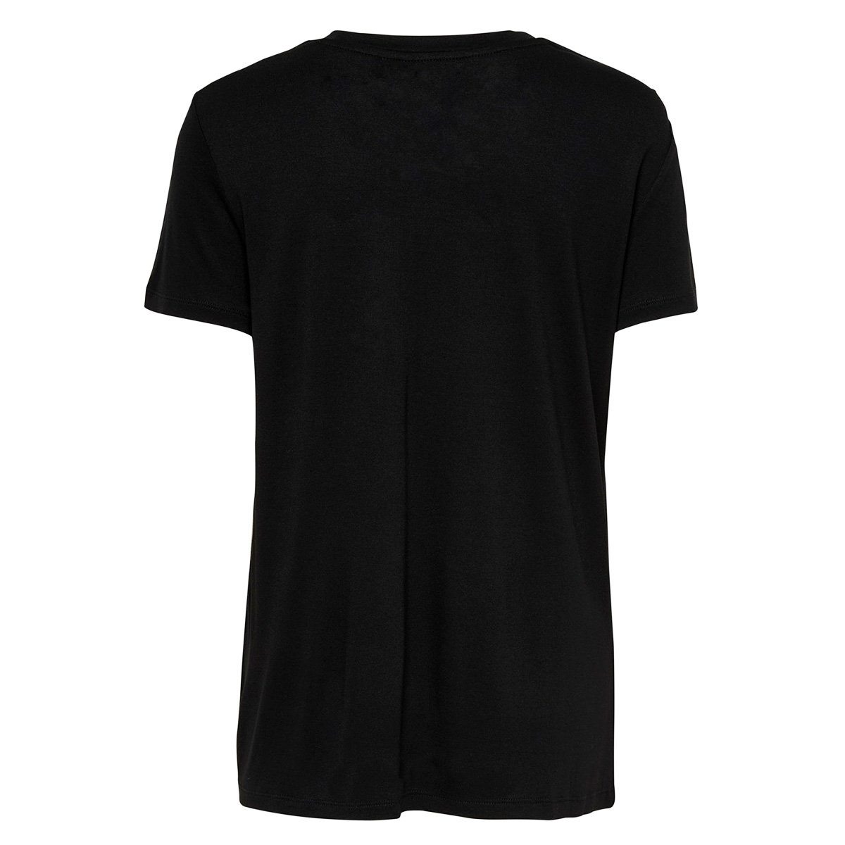 onlclementine s/s tee jrs 15204715 only t-shirt black/ rule maker