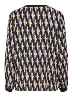 jdygracie l/s rib top denim wvn 15185156 jacqueline de yong blouse sandshell