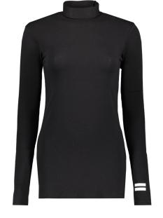 10 Days T-shirt HIGH NECK TEE 20 772 9104 BLACK