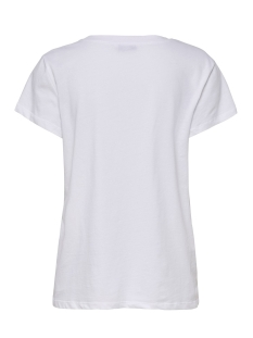 onlmarlyn s/s t-shirt jrs 15204633 only t-shirt white/future