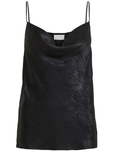 Vila Top VIOPAL SINGLET 14056770 Black