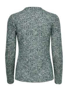 jdymelisa l/s top jrs 15189843 jacqueline de yong t-shirt scarab/melange