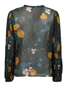 woven blouse w plisse l s u1149 30501418 saint tropez blouse 8298