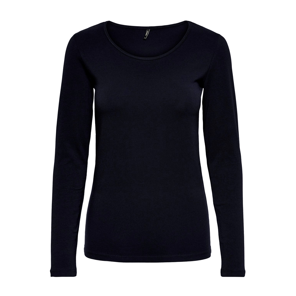 onllive love l/s o-neck top noos jr 15204712 only t-shirt night sky
