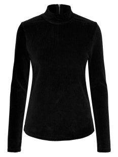Only Trui ONLFENJA L/S HIGHNECK TOP CS JRS 15198094 Black