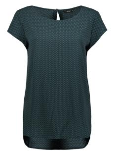 onlnova lux s/s top aop wvn 8 15196282 only t-shirt black/graphic arrwo
