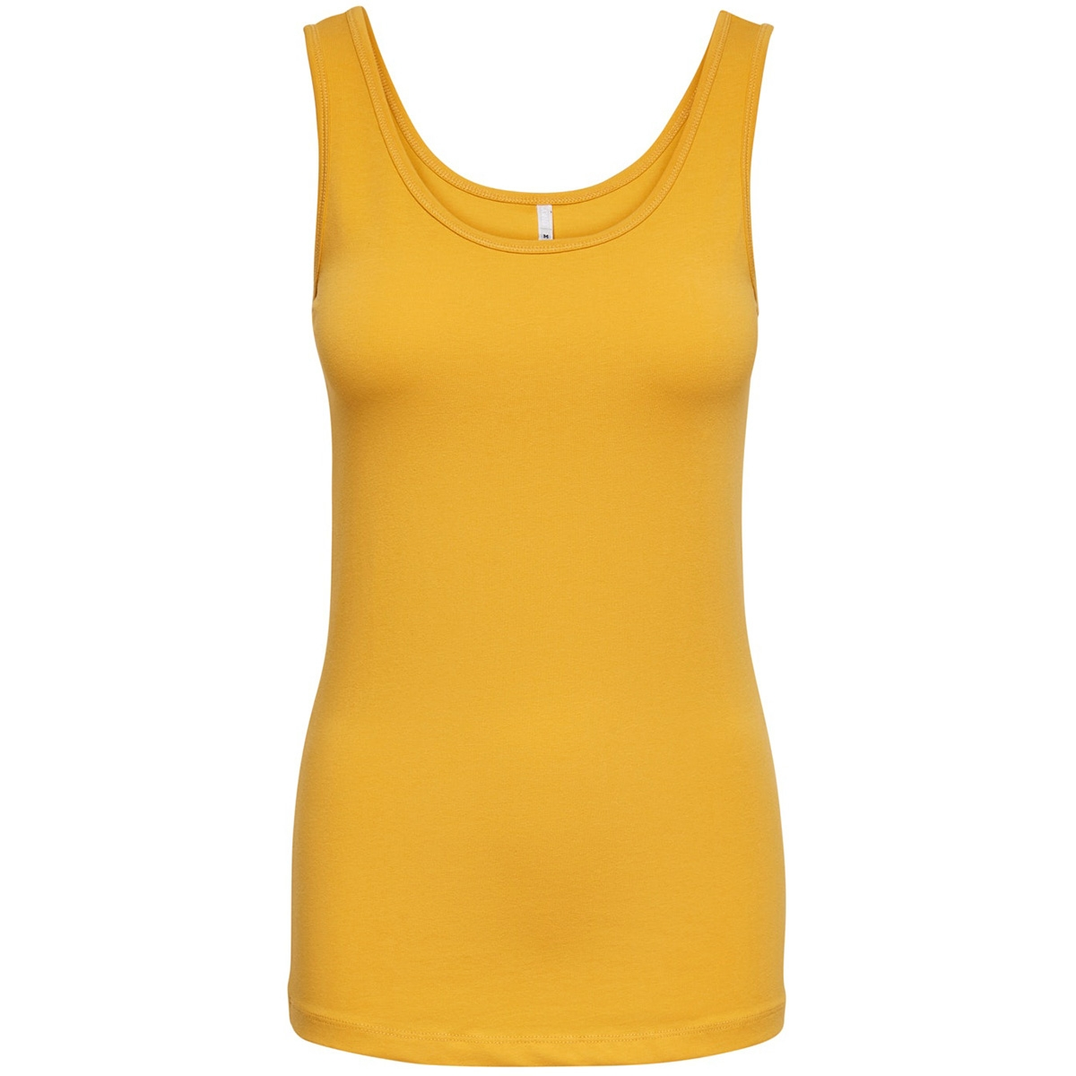 onllive love tank top noos 15095808 only top yolk yellow