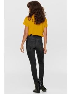 onlfirst ss lace top noos wvn 15191412 only t-shirt golden yellow