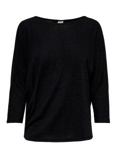 Jacqueline de Yong T-shirt JDYFREI 7/8 TOP JRS 15185957 Black/BLACK LURE