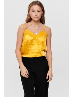onlarya s/l lace top wvn 15206558 only top golden yellow