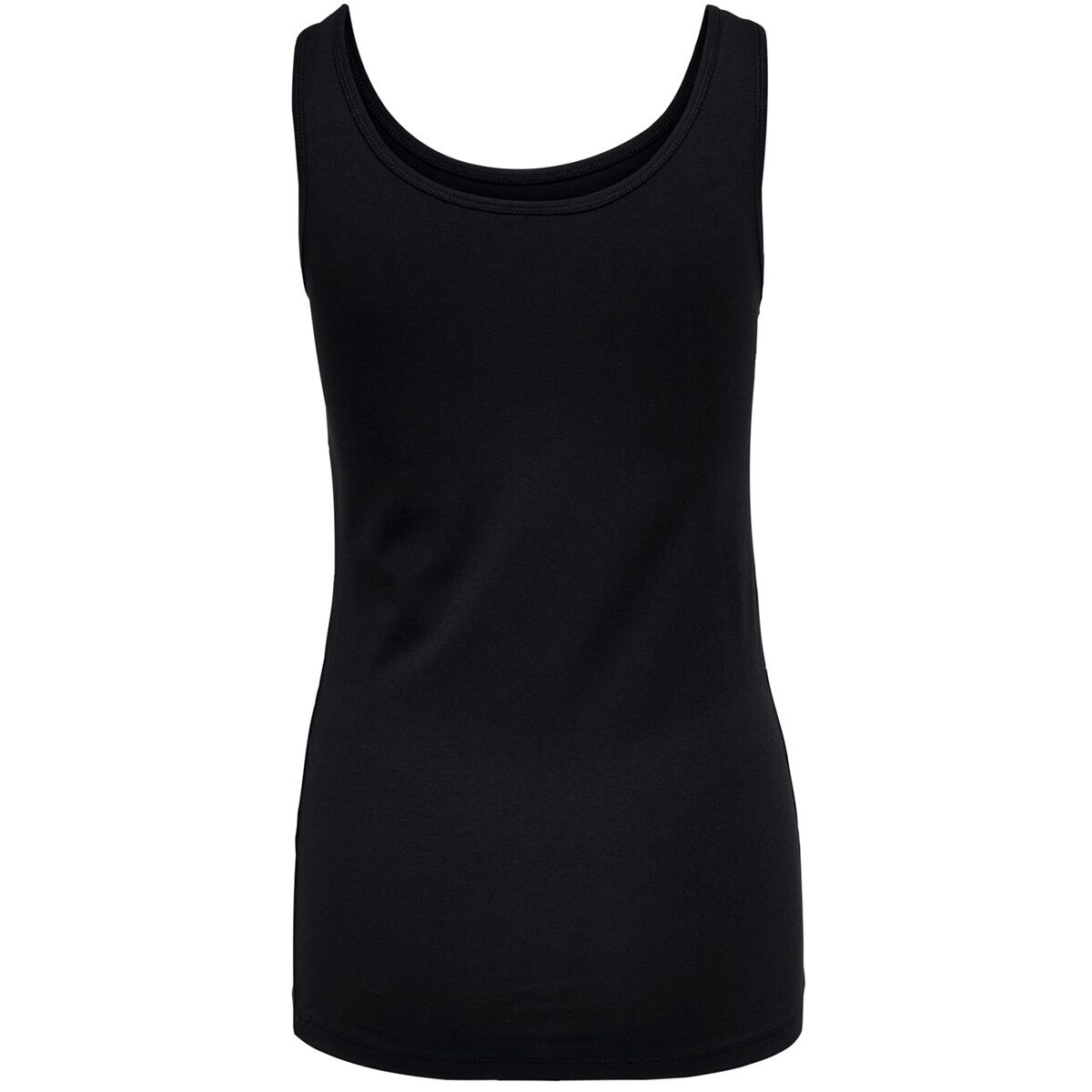 onllive love tank top noos 15095808 only top black