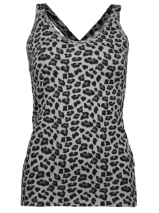 10 Days Top WRAPPER LEOPARD 71 711 9100 CLAY