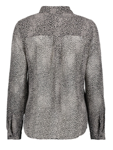 vmcailey fold up l/s shirt exp 10222765 vero moda blouse porpoise/alisia-bl