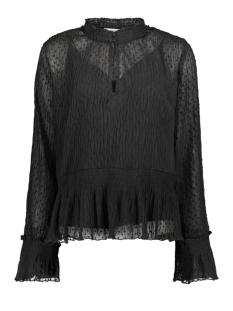 Harper & Yve Blouse FW19X610 KIKI-LS BLACK