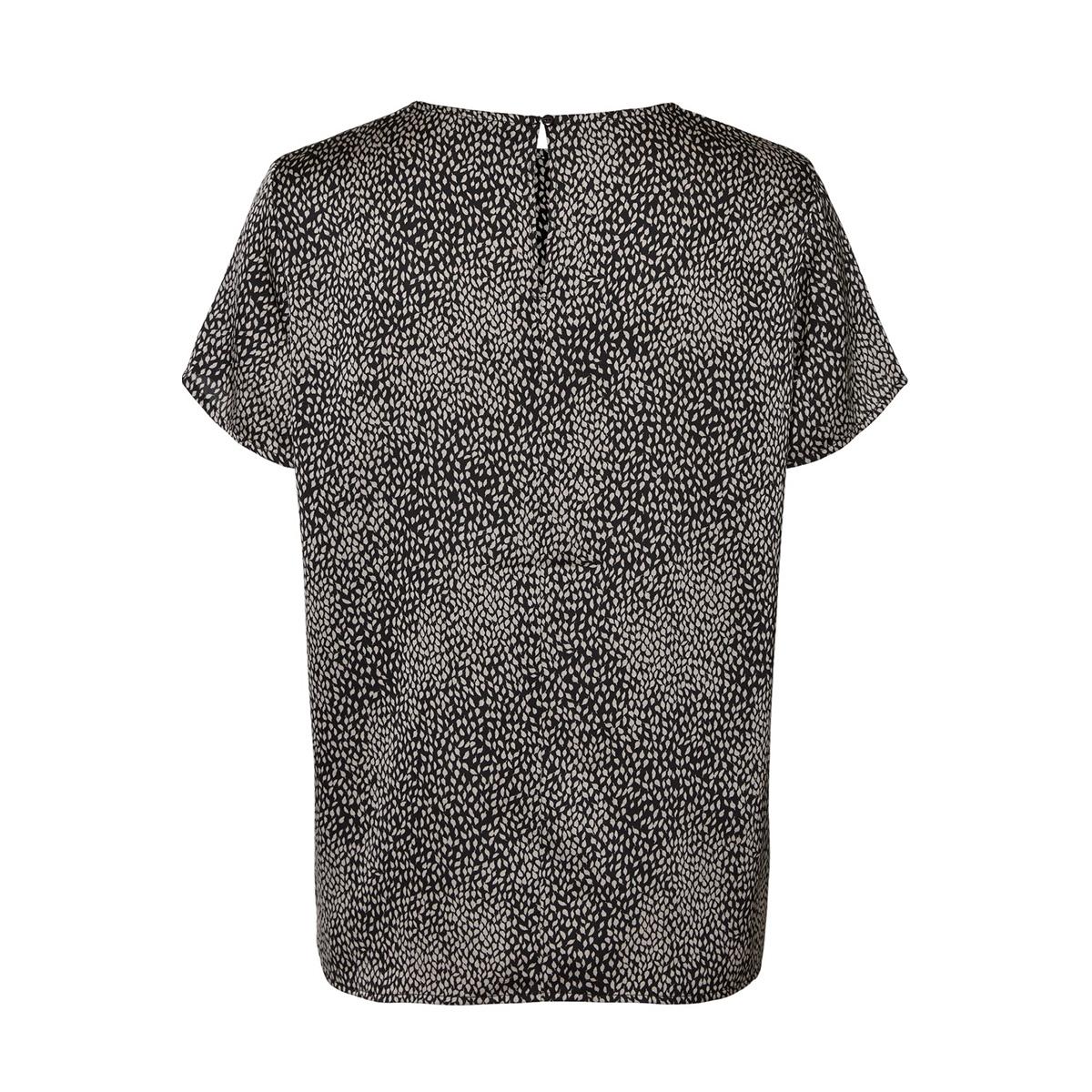 vmcailey s/s top exp 10222767 vero moda t-shirt porpoise/alisa