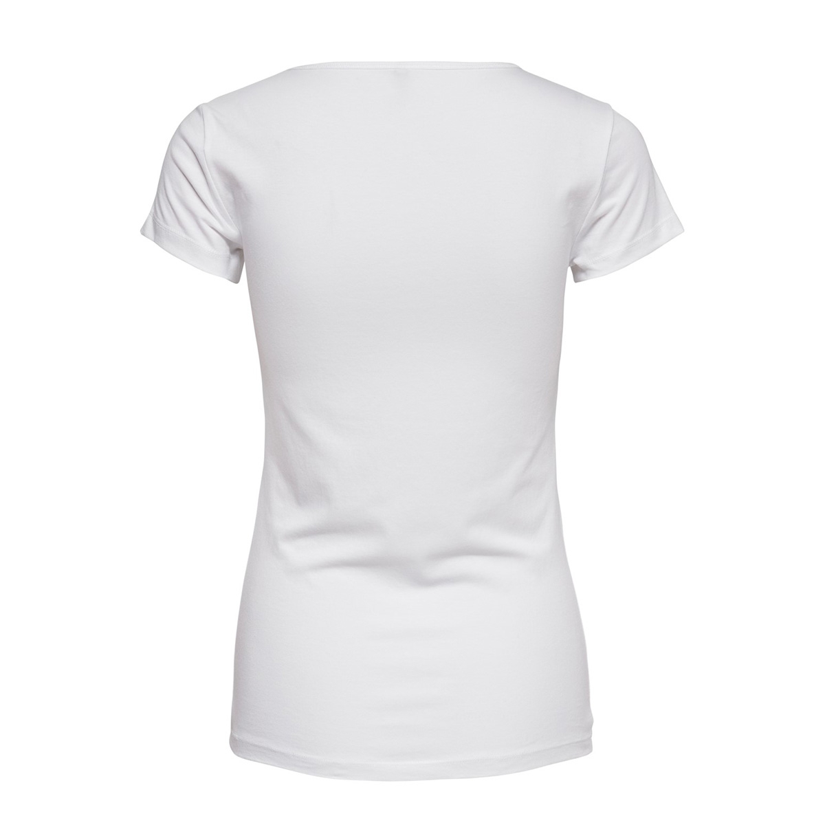 onllive love s/s o-neck top noos jr 15205059 only t-shirt white