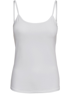 Only Top ONLLOVE SINGLET NOOS JRS 15196448 White