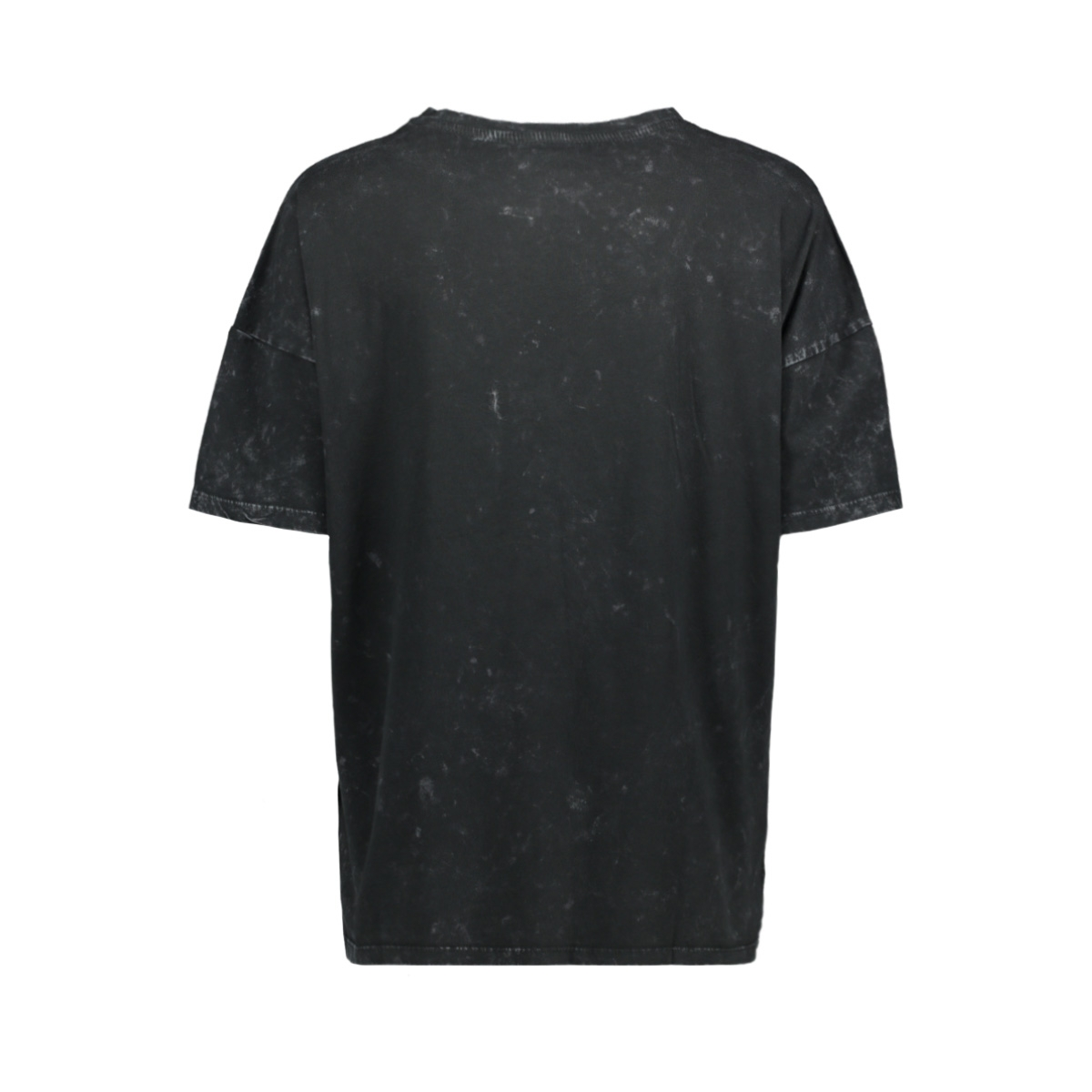 nmida hero s/s top fd 27012171 noisy may t-shirt black/wash and pri