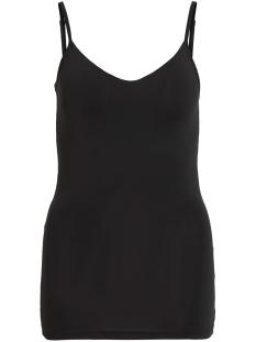 visurface strap top new-noos 14016484 vila top black