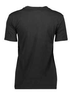 jdyanima life s/s top jrs 15193175 jacqueline de yong t-shirt black/aha