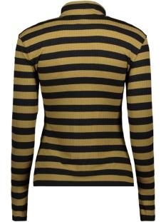 nmtanya l/s top 27009870 noisy may t-shirt plantation/black