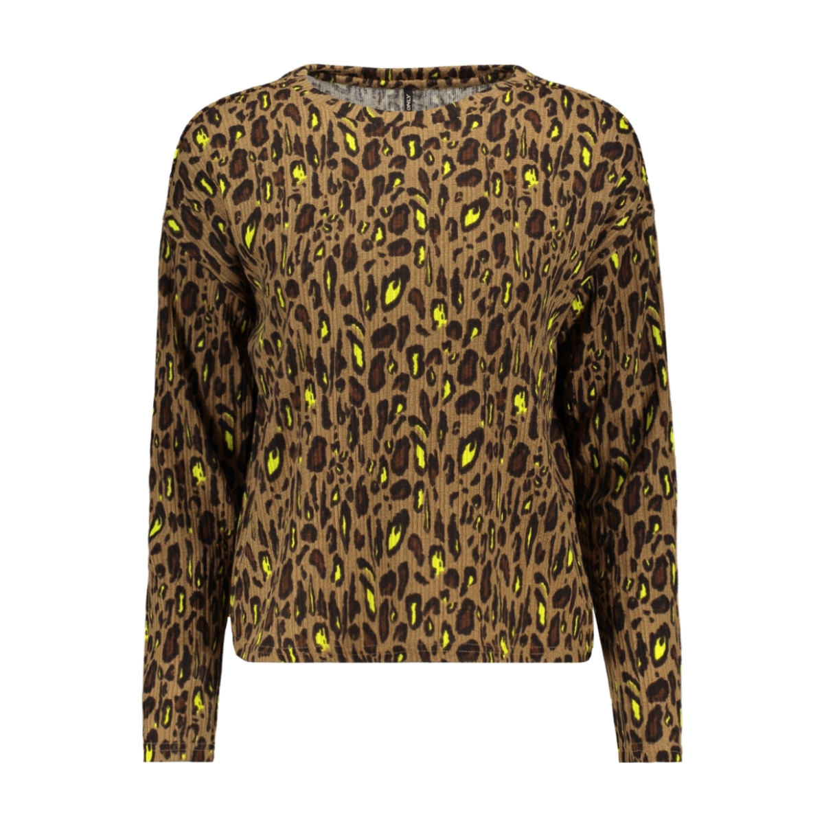 onllea l/s top jrs 15193156 only trui toasted coconut/cool leo 1