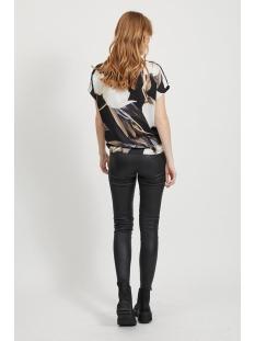 objpania urban s/s top pb7 23032300 object t-shirt black/black tulip