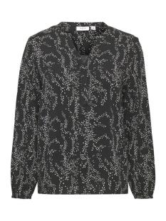 u1095  woven shirt l s 30501411 saint tropez blouse 19 3911