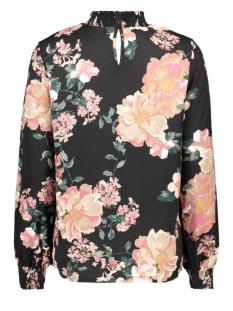 vmsunille l/s smock top exp 10231273 vero moda blouse black/sunilla