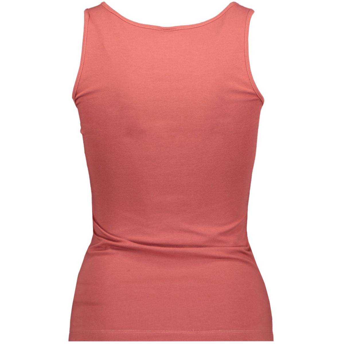 vmmaxi my soft short tank top ga color 10228808 vero moda top marsala