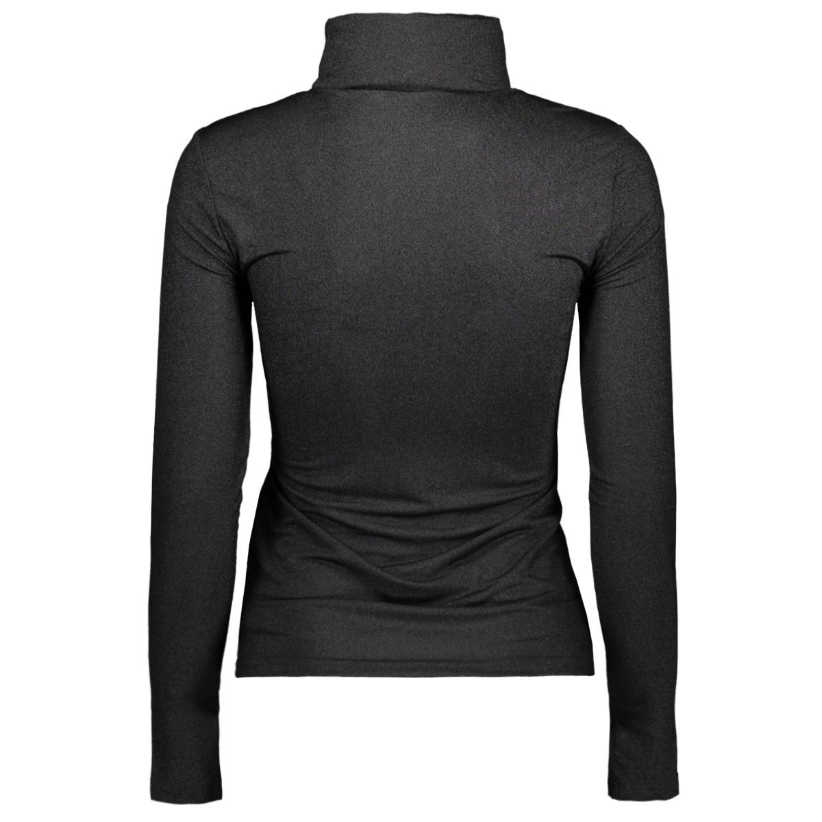nmnadja l/s top 27009717 noisy may t-shirt black